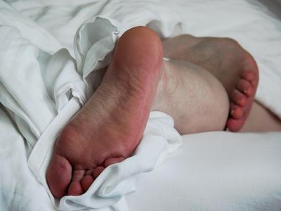 Schmerzen-Fußsohle