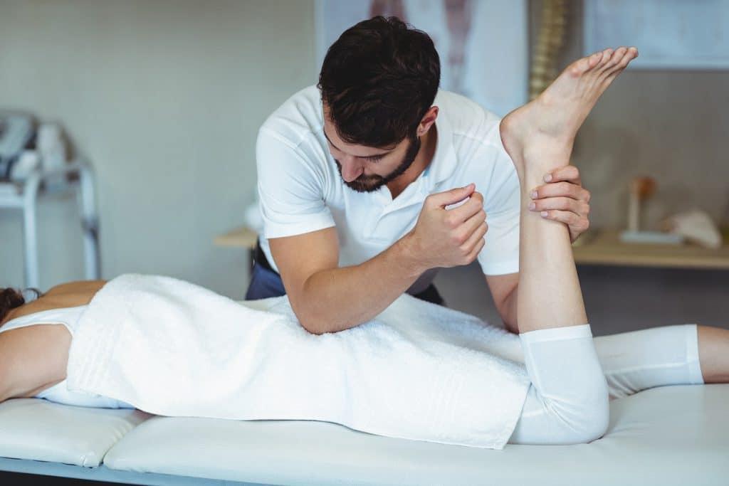 Hüftschmerzen: Ursachen außerhalb der Hüfte