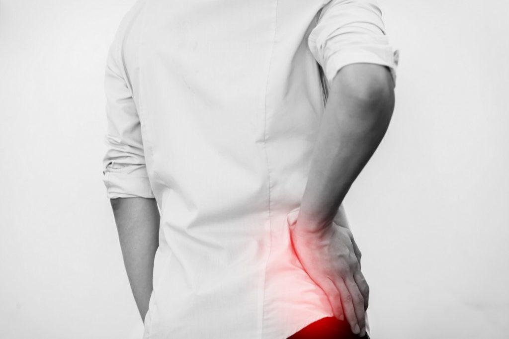 Hüftarthrose: Symptome