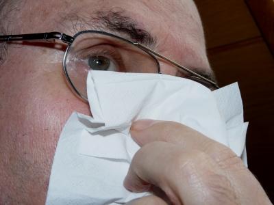 Nasenschleimhautentzündung