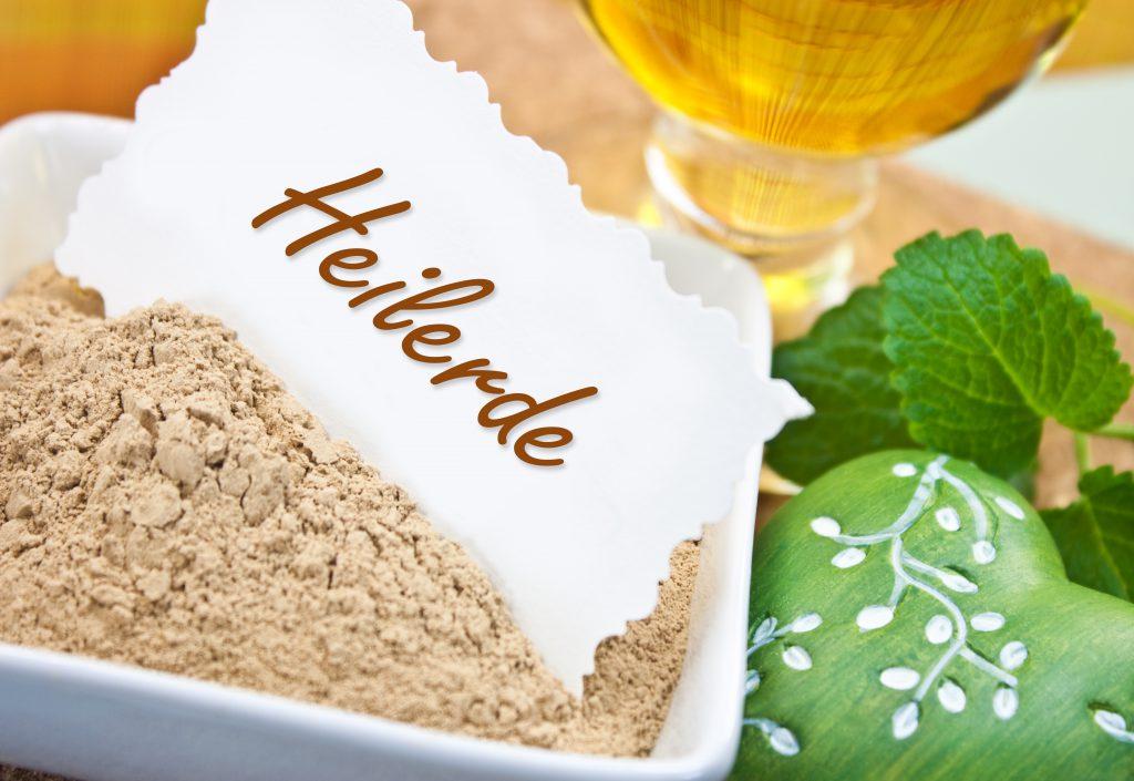Heilerde gilt als eines der besten natürlichen Hausmittel gegen Sodbrennen. (Bild: PhotoSG/fotolia.com)