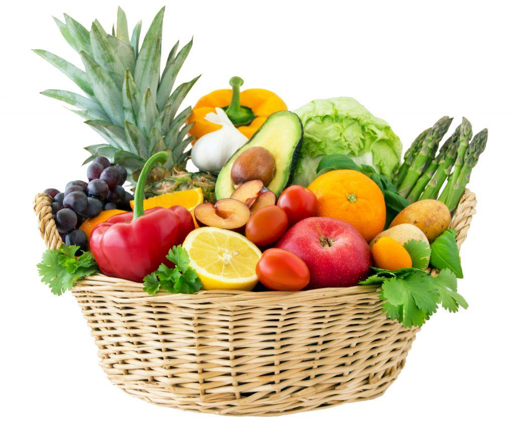 Pflanzliche Nahrung