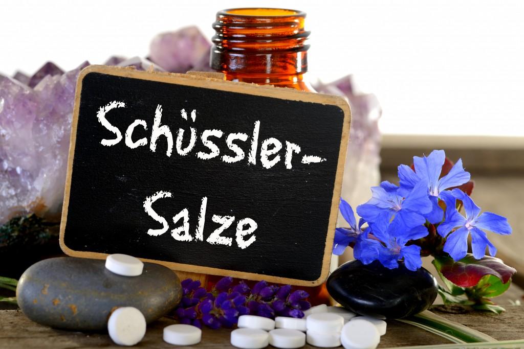 Abnehmen mit Schüssler Salzen: So kanns gehen. Bild: Gerhard Seybert - fotolia