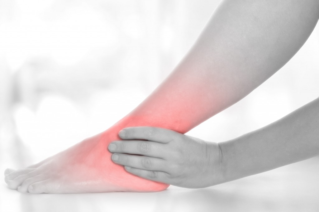 Fußschmerzen - Schmerzen an den Füßen