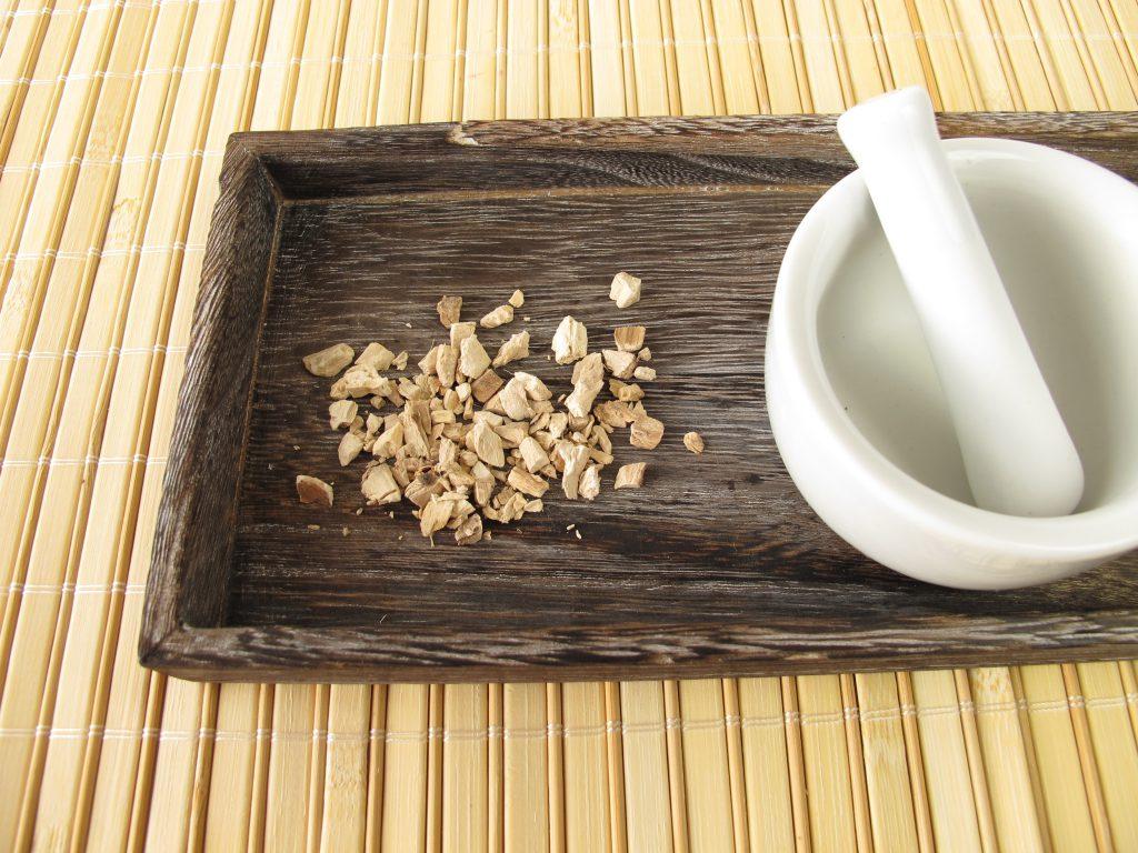 Die Kalmuswurzel gilt als traditionelle Heilpflanze zur Steigerung der Libido. (Bild: Heike Rau/fotolia.com)