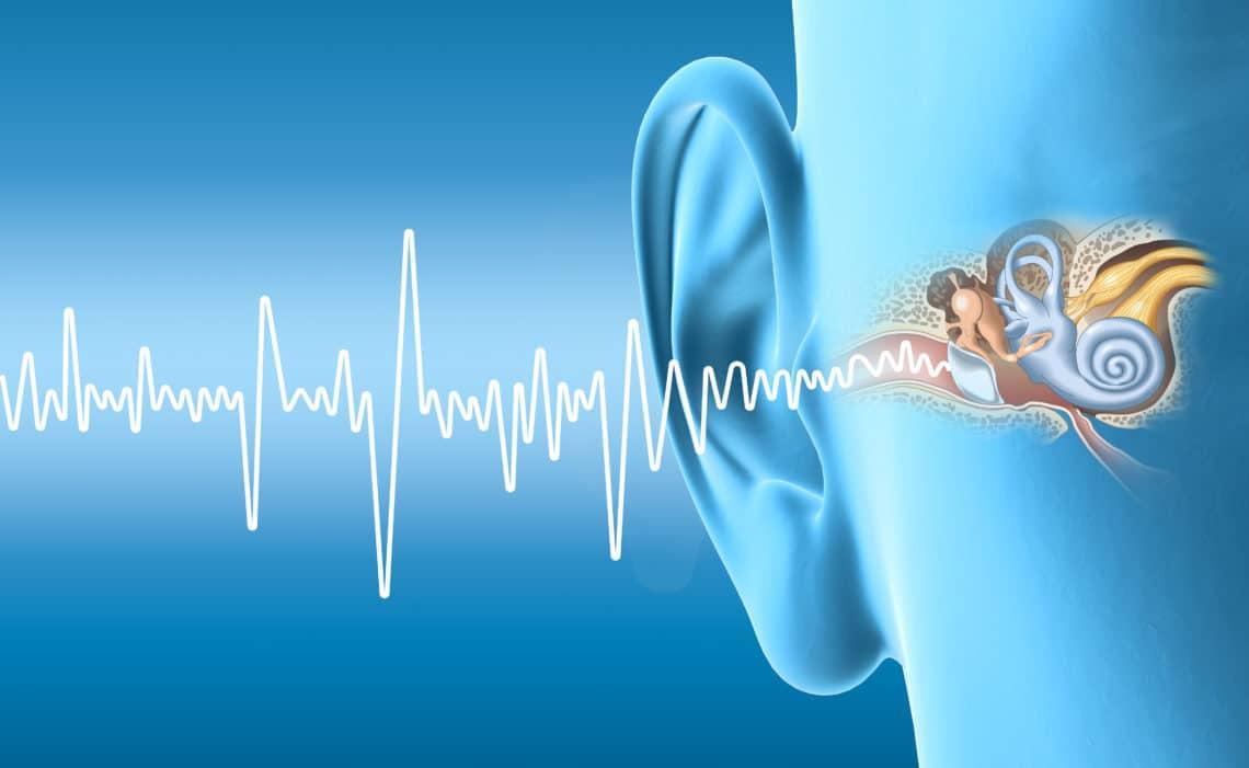 Ohrensausen Ohrenrauschen Heilpraxis