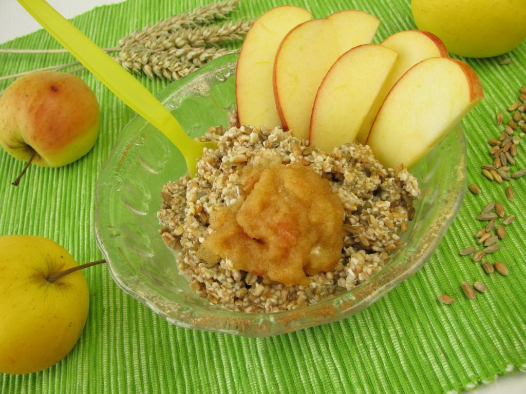 Krankheiten heilen mit der Schnitzer-Kost (Bild: Heike Rau/fotolia.com)