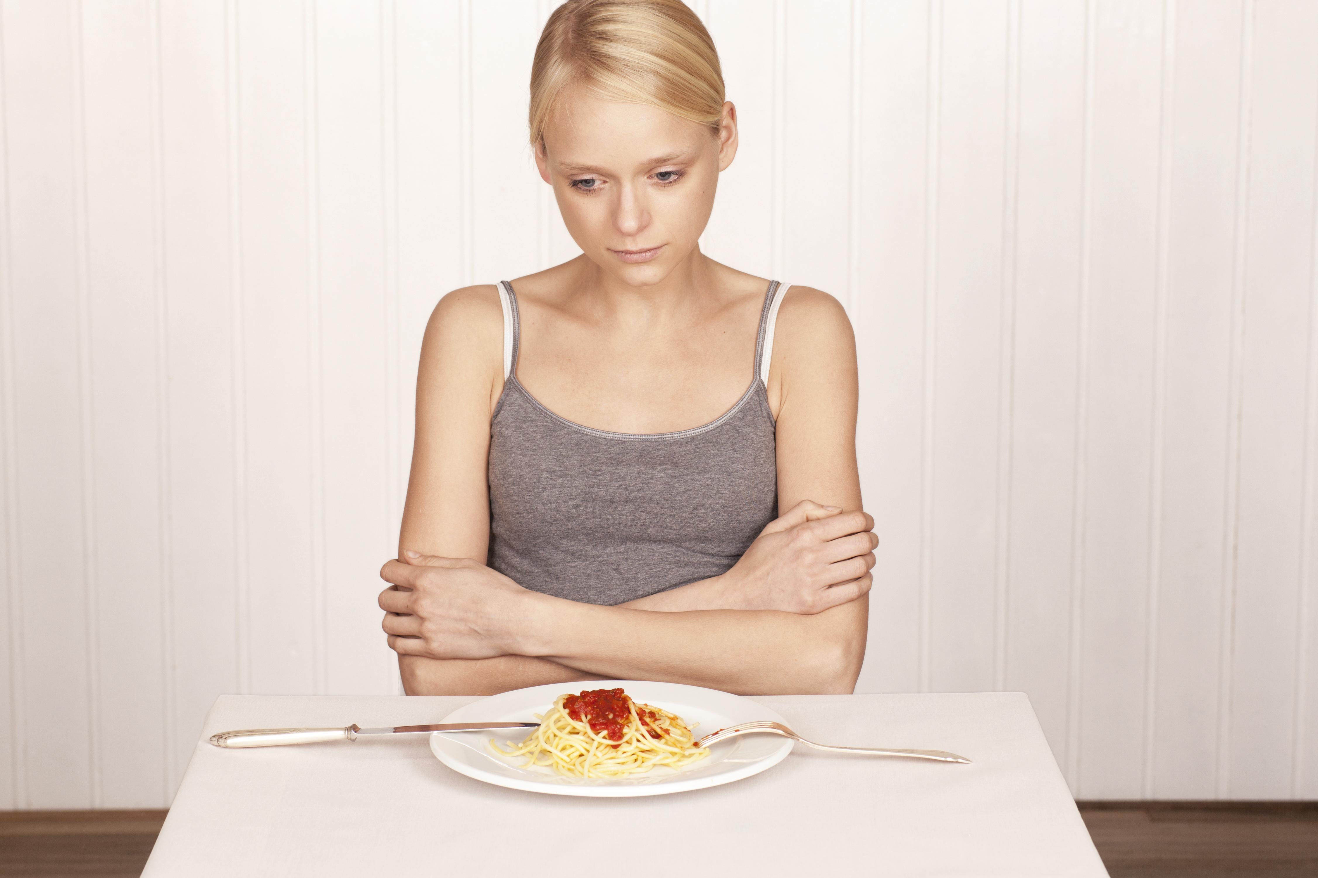 Gen provoziert Essstörung: Magersucht kann angeboren sein..