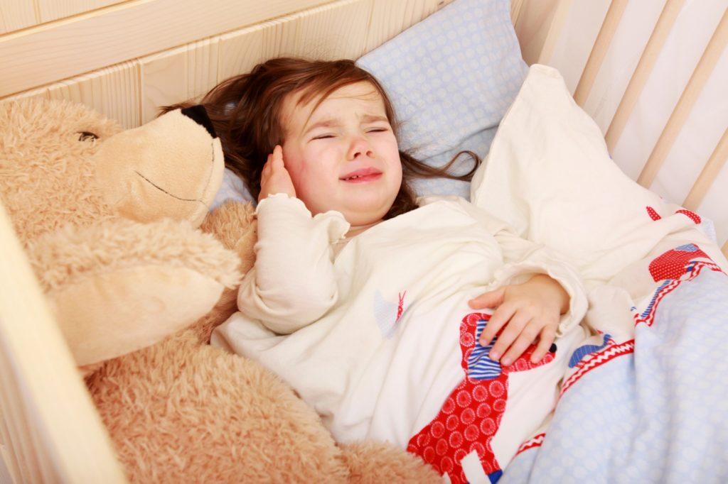 mittelohrentzündung bei erwachsenen taubheit
