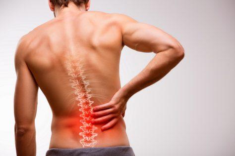 Lendenwirbelschmerzen - Ursachen und Therapie