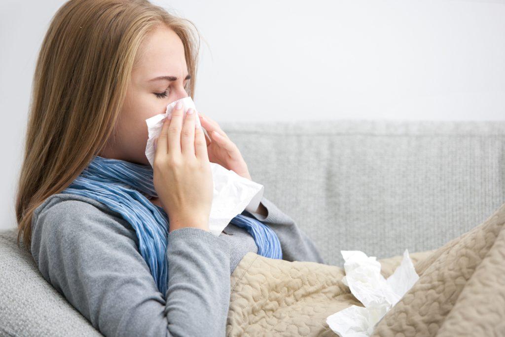 werde erkältung nicht mehr los