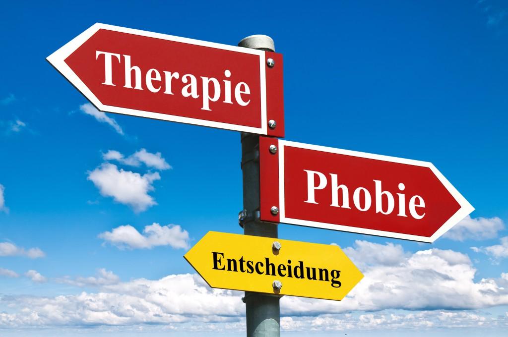 In einer Therapie können Patienten lernen in akuten Situationen mit der Panikattacke umzugehen, um diese zu überwinden. Bild: L.Klauser - fotolia
