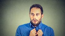 Beklemmungsgefühle überkommen Menschen in unterschieldichsten Situationen und scheinen für Außenstehende oftmals unbegründet. (Bild: pathdoc/fotolia.com)