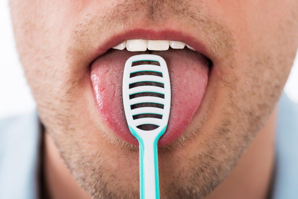 fauler geschmack im mund