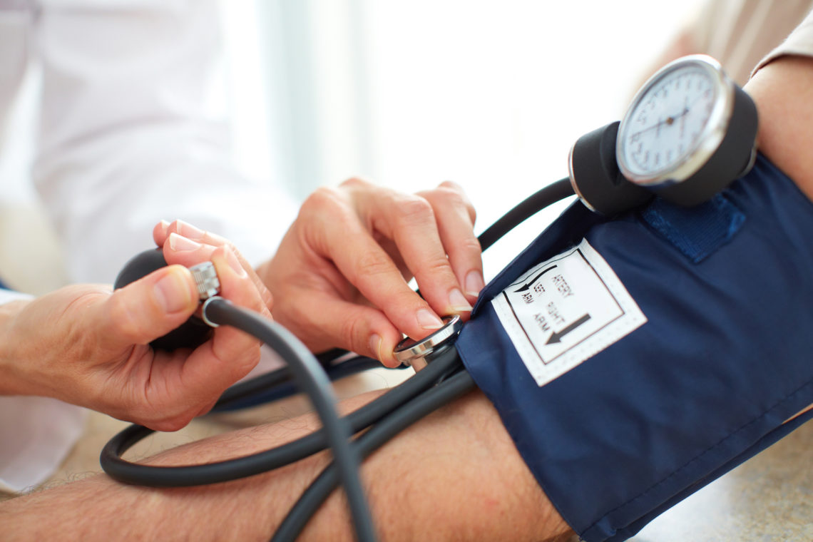 Blutdruckschwankungen / Schwankender Blutdruck - Heilpraxis