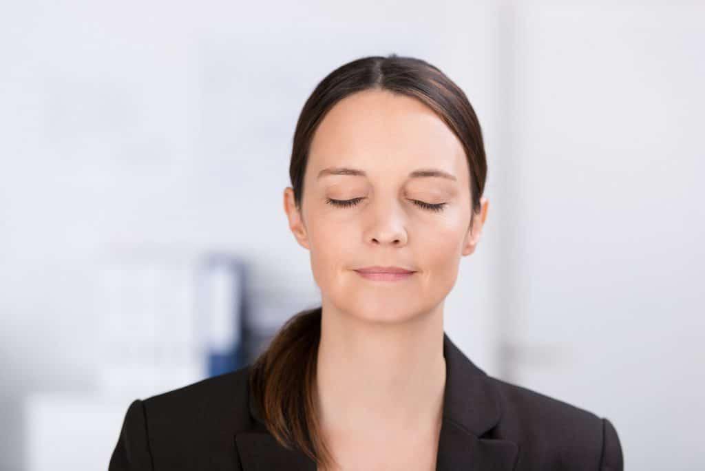 angespannter bauch durch stress
