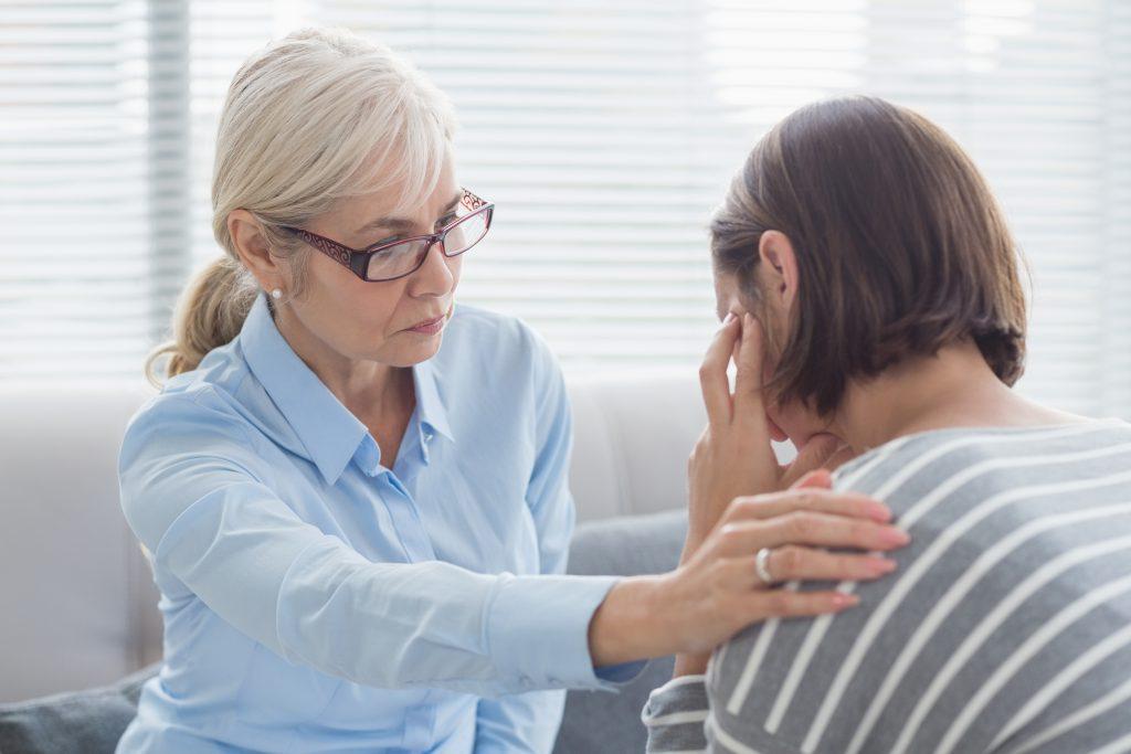 In der Trauma-Therapie wird Verdrängtes neu verarbeitet. Bild: WavebreakMediaMicro - fotolia