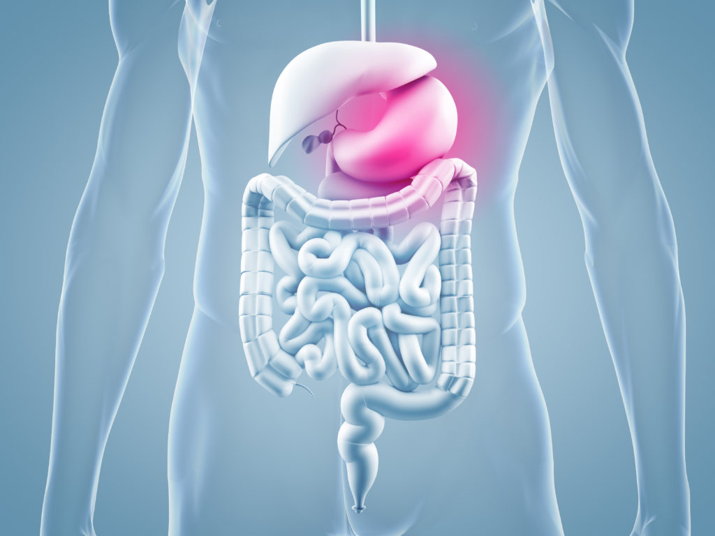 Magenschmerzen können auf zahlreiche unterschiedliche Ursachen zurückgehen. In vielen Fällen sind entsprechende Hausmittel verfügbar, die die Beschwerden lindern. (Bild: ag visuell/fotolia.com)