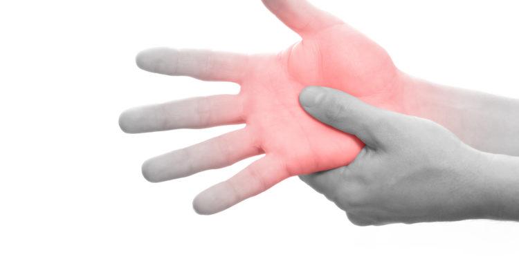 Handgelenk gips entzündet sehnenscheide Sehnenscheiden