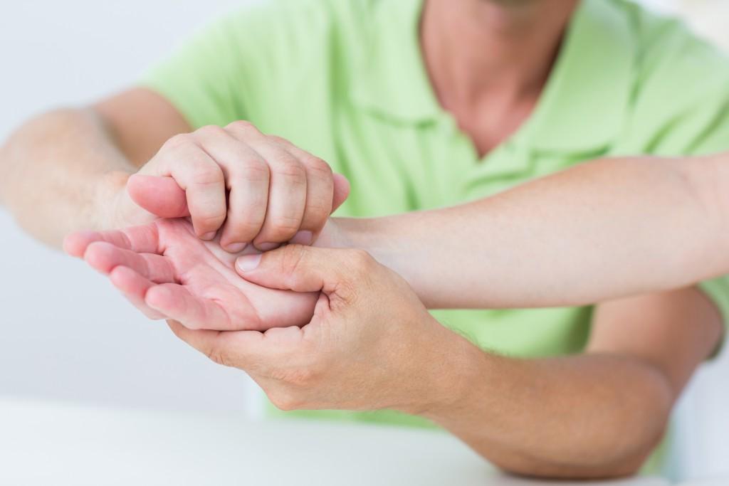 Handschmerzen-Therapie Osteopathie