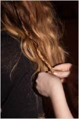 Haare trocken bruchig