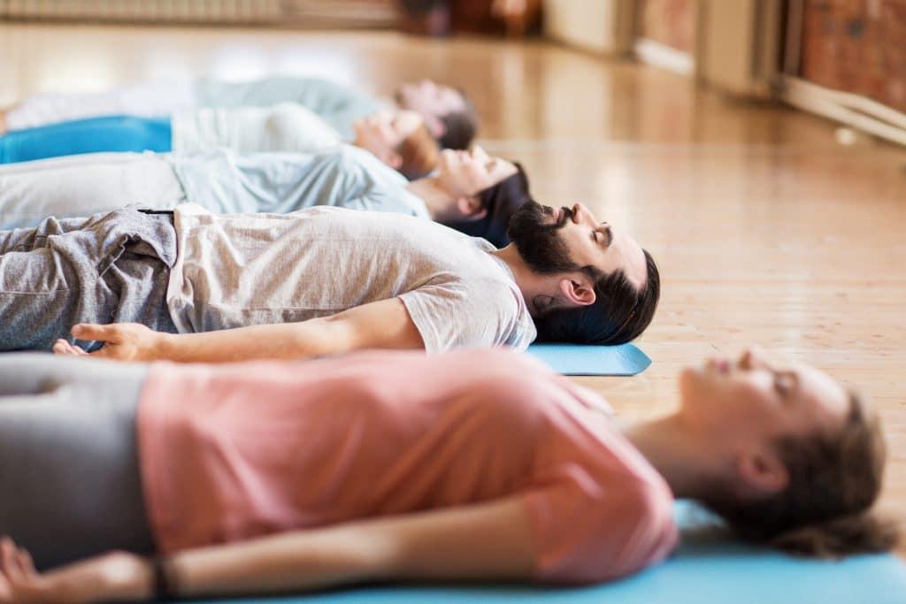 Entspannungsübungen Unterstützen Die Regeneration Von Körper Und Psyche.  (Bild: Syda Productions/fotolia.com)