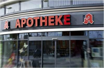 apotheke-sinkend