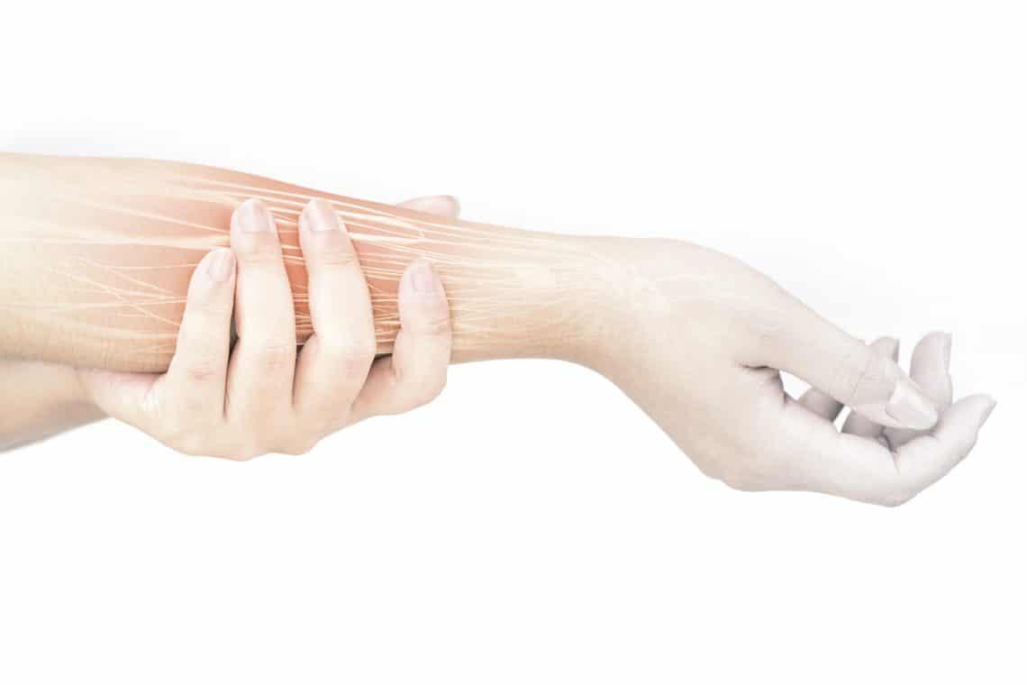 Hand und schmerzen arm Herausfinden ob