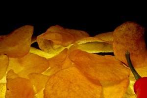 Naschformel-Chips