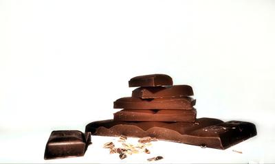Schokolade-Fettreif