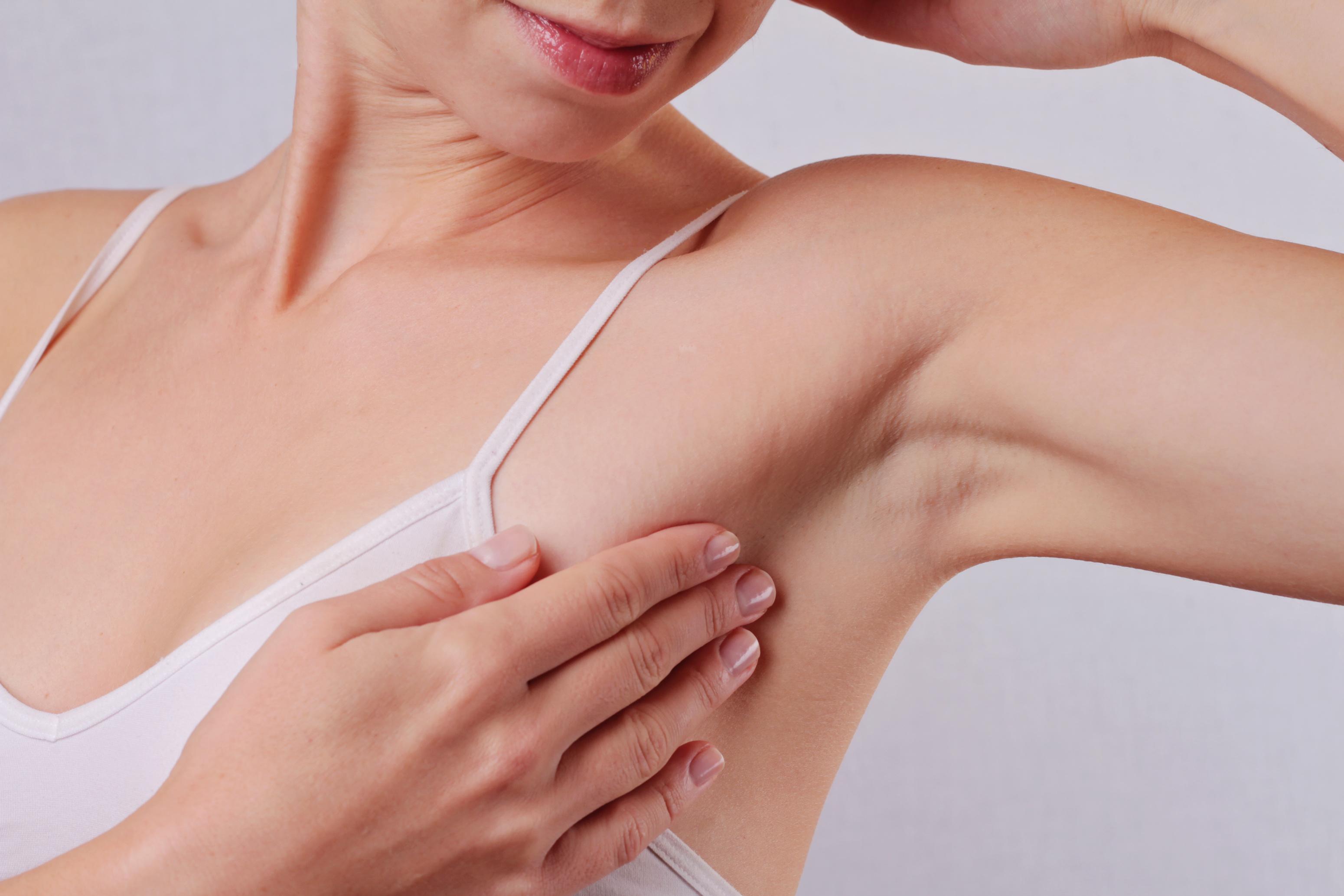 Reduziert Fett in der Nähe der Brust