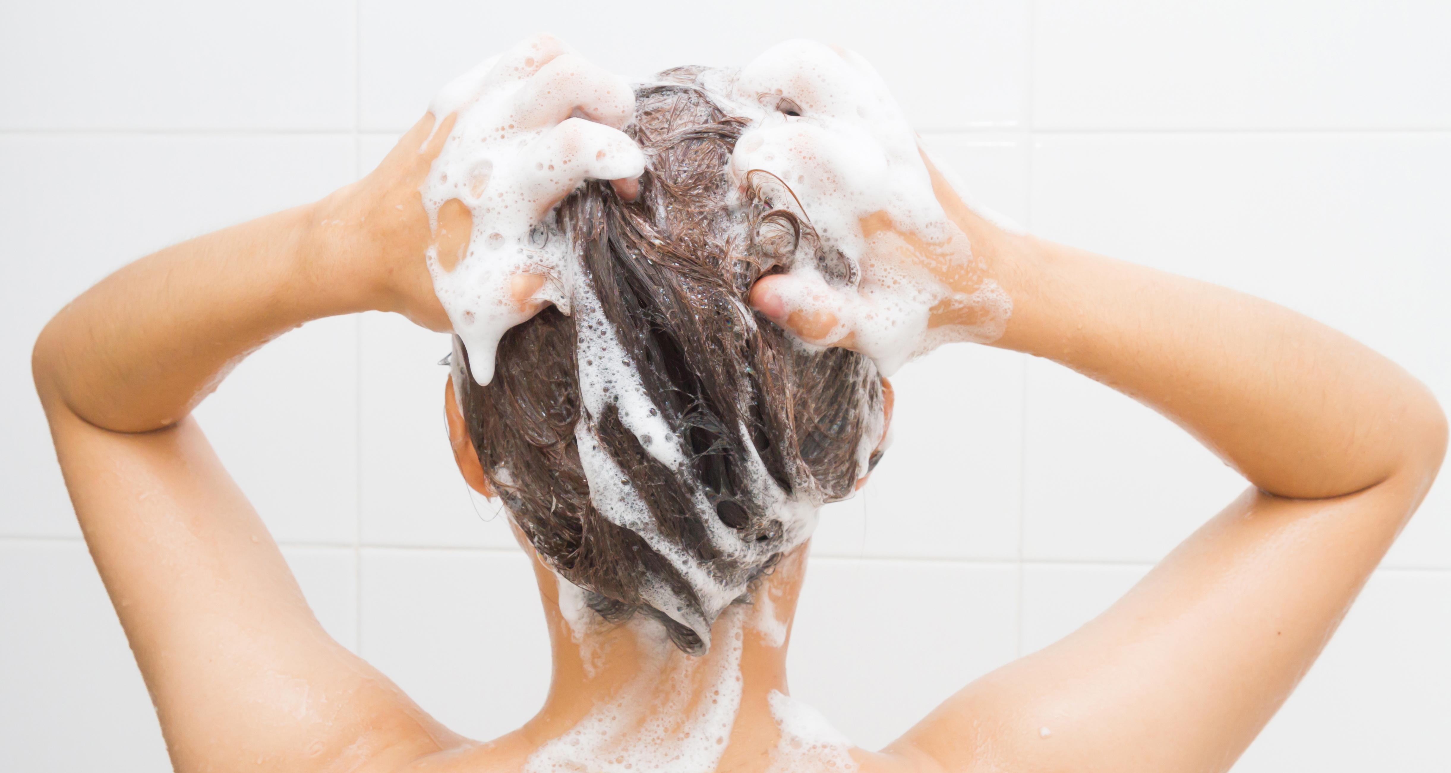 Paukenröhrchen Haare Waschen