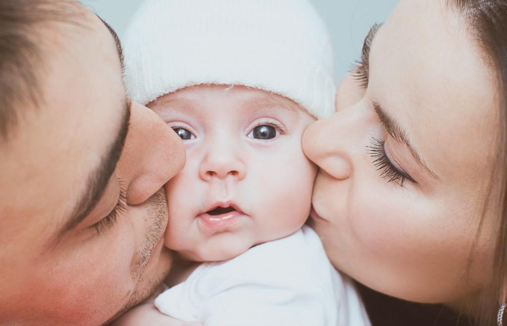 Am Blick des Babys das spätere Verhalten erkennen? Bild: kolinko_tanya -fotolia