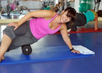 Faszientraining wird heute bereits in vielen Fitness-Studios angeboten. (Bild: photophonie/fotolia.com)