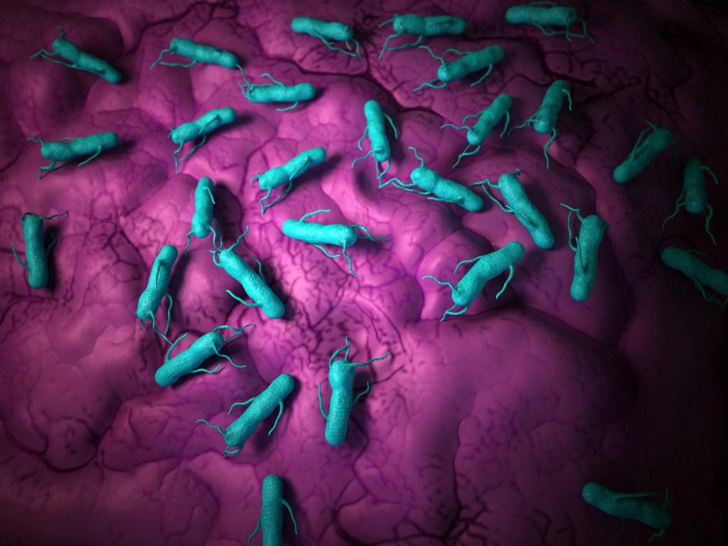 Sehr viel aggressiver und hochansteckend: Resistente Keime. Bild: Sebastian Kaulitzki - fotolia
