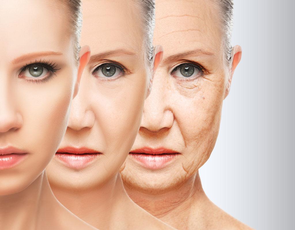 Das biologische Alter ist schon früh erkennbar. (Bild: JenkoAtaman - fotolia)
