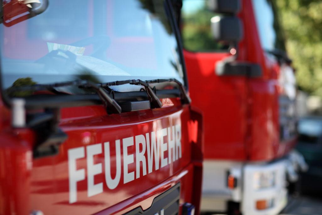 Feuerwehreinsatz bei Gasunfall. Bild: MAK-fotolia