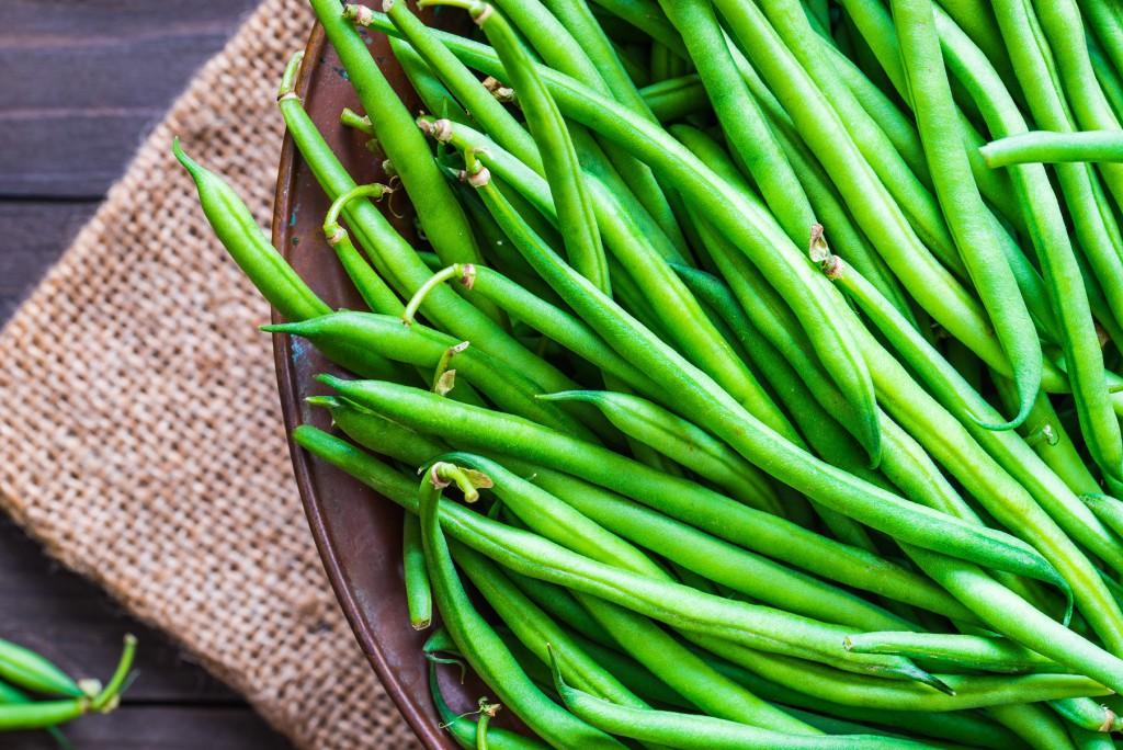 Grüne Bohnen niemals roh essen. Gekocht sind sie sehr gesund. Bild:  travelbook - fotolia