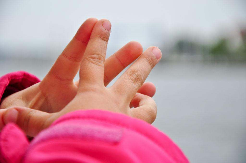 Erstmals wurden einem Kind Hände transplantiert. Bild: Marco2811 - fotolia