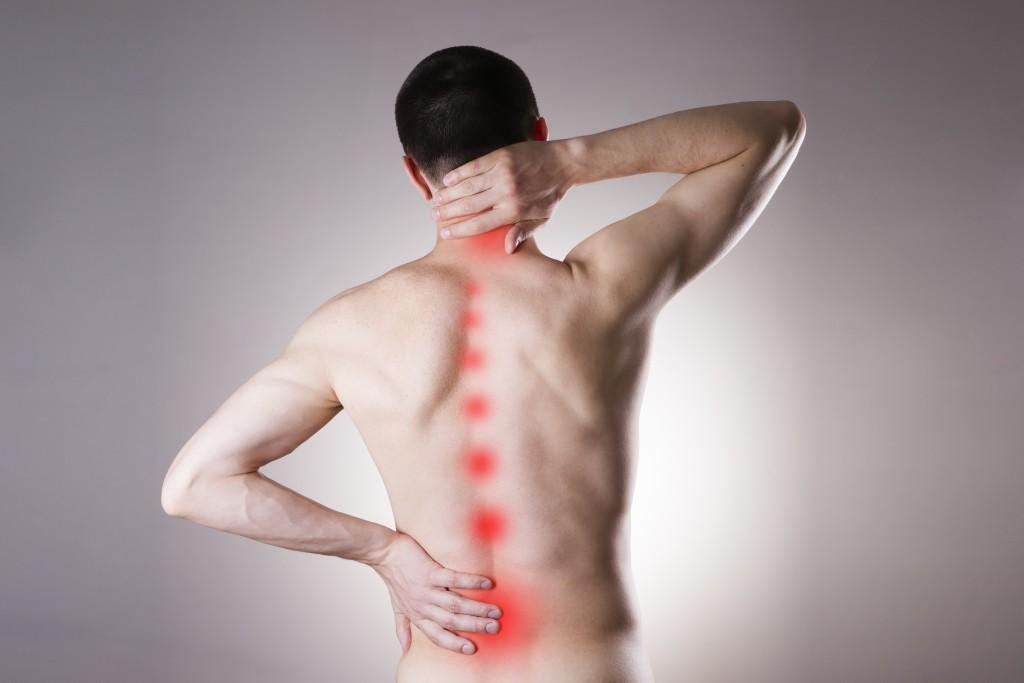 Kaum konventionelle Hilfe bei Rückenschmerzen. Bild: staras - fotolia