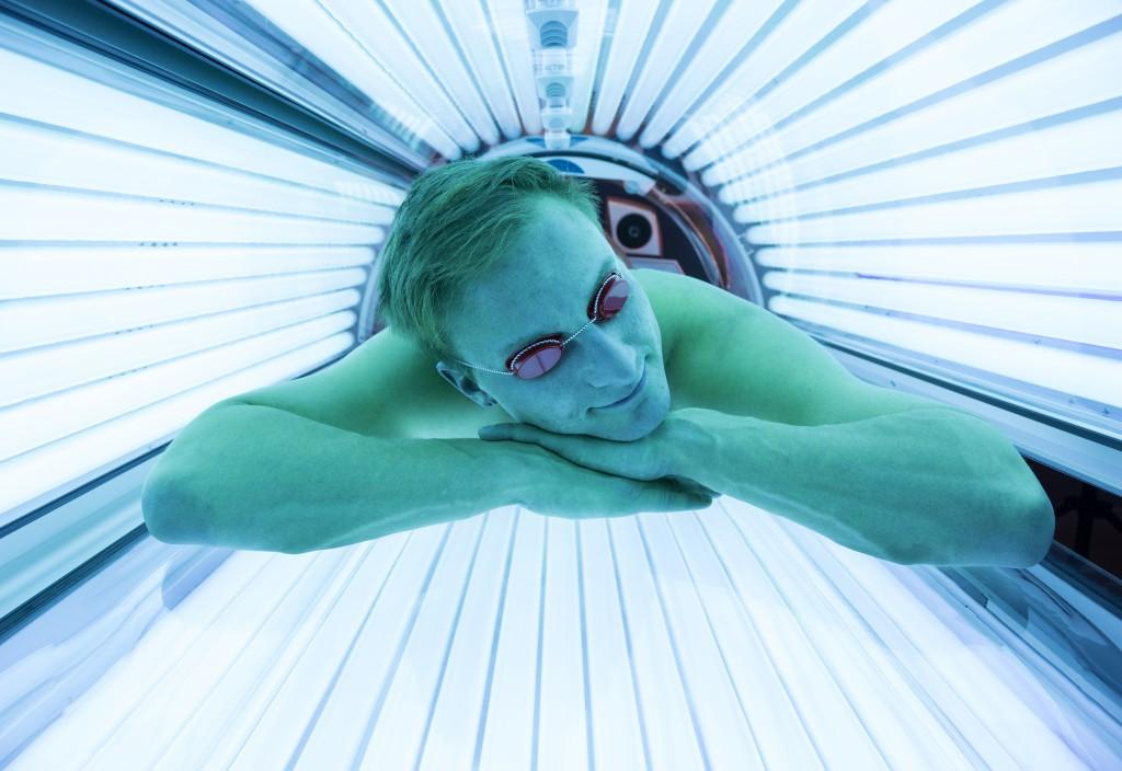 Vorbräunen schützt nicht vor Hautkrebs. Bild: ikonoklast_hh - fotolia
