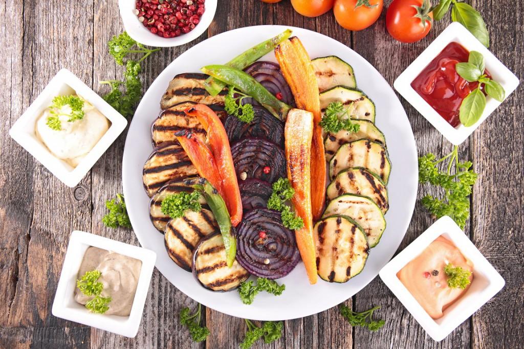 Vegetarisch Grillen: So einfach und so gesund! Bild: M.studio - fotolia