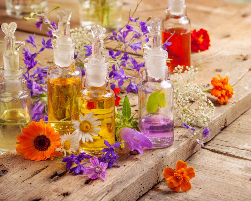 In der Ayurveda kommen zahlreiche pflanzliche WIrkstoffe zum Einsatz. (Bild: Floydine/fotolia.com)