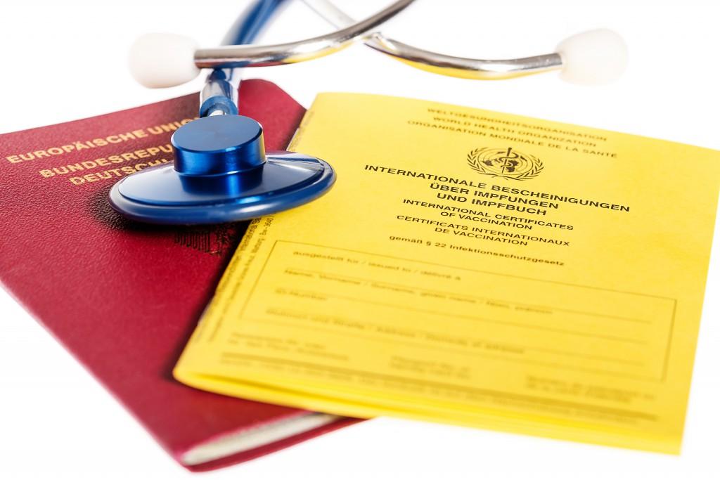 Auslandskrankenversicherung prüfen. Bild: Lars Koch - fotolia