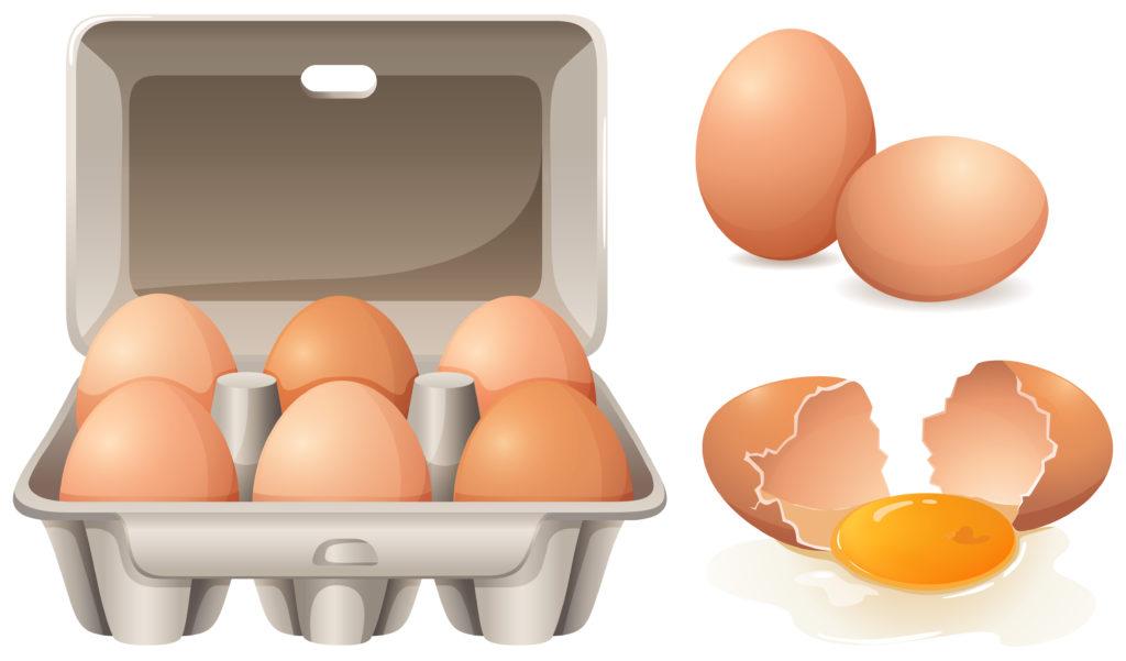 Eier nicht abwaschen! Bild: blueringmedia - fotolia