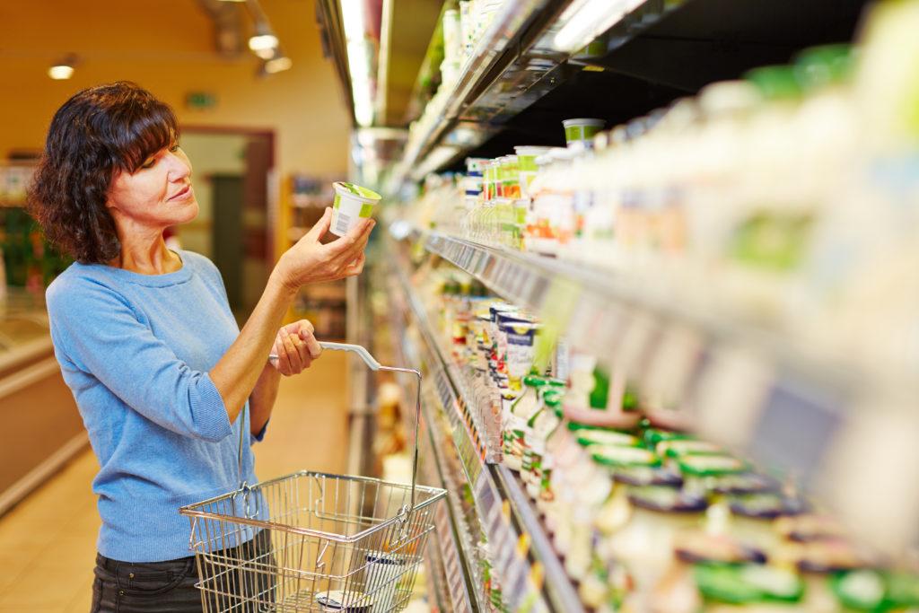 Gefahr für Allergiker: Rückruf von Trinkjoghurt. Bild: Robert Kneschke - fotolia