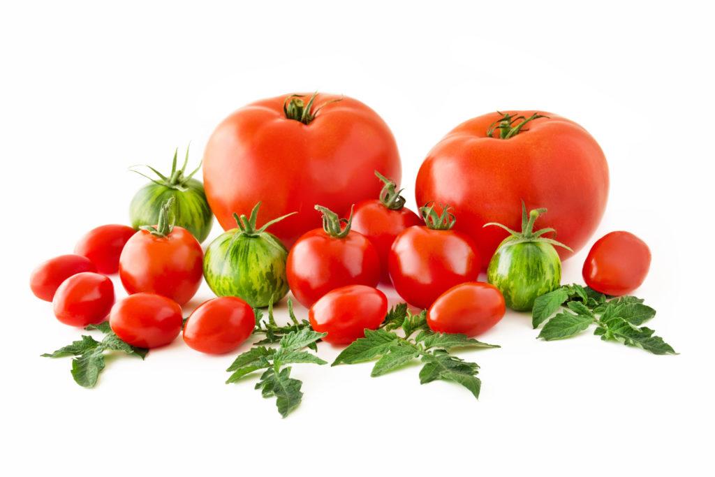 Die Farbe von Tomaten sagt meistens nichts über de tatsächlichen Geschmack aus. Bild: PhotoSG - fotolia