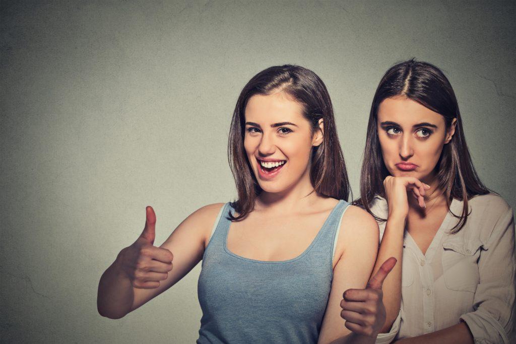 Kennzeichend ür die Bipolare Störung ist der Wechsel manischer und depressiver Phasen. (Bild: pathdoc/fotolia.com)
