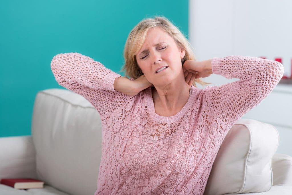 sehstörungen ursachen halswirbelsäule