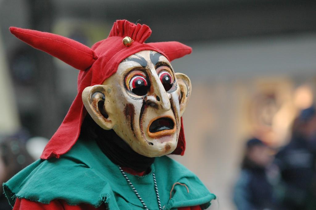 Hofnarren waren mit ihrem irrsinnigen Verhalten eine besondere Faszination. (Bild: cliffhanger105/fotolia.com)